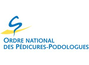 logo de l'Ordre national des pédicures podologues