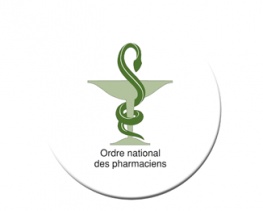 Logo de l'Ordre national des pharmaciens